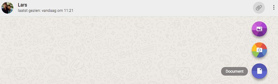 WhatsApp Web documenten