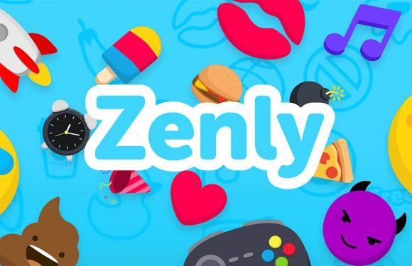 Met Zenly weet je altijd waar je vrienden zijn