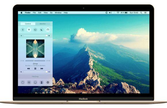 Command Center voegt het iOS-Bedieningspaneel toe aan je Mac