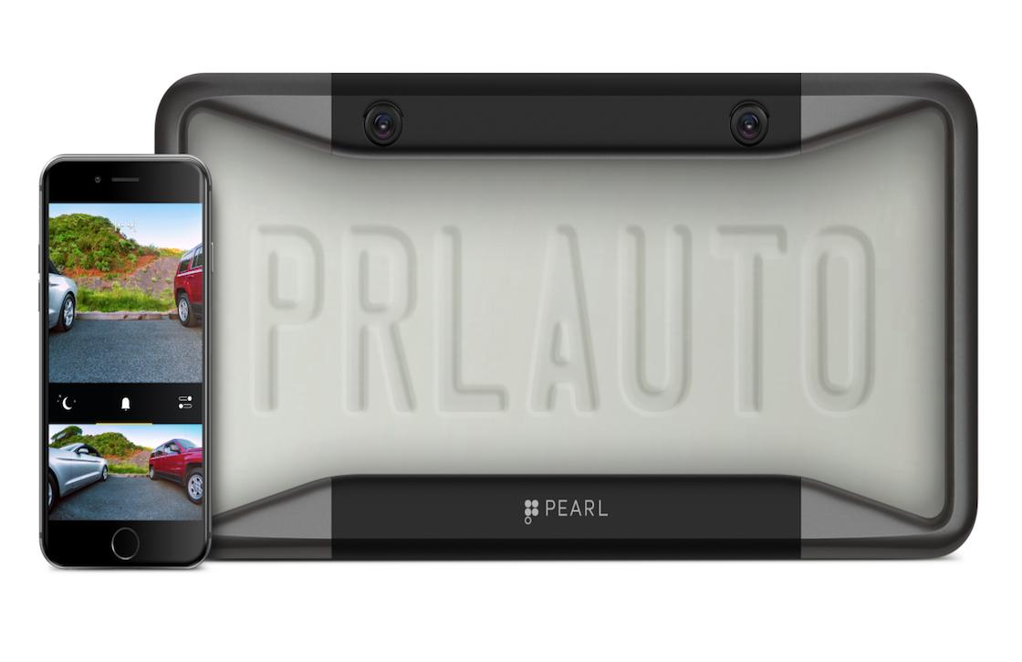 RearVision: 50+ ex-Apple medewerkers bouwen slimme auto-camera