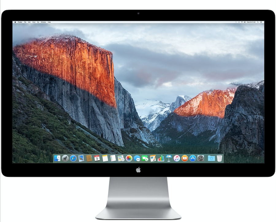 Thunderbolt Display 2016