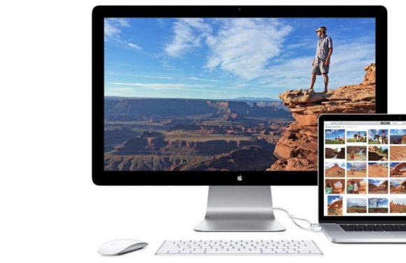 """Apple: """"We maken vanaf nu geen externe monitoren meer"""""""