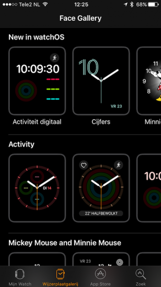 watchOS 3 Preview