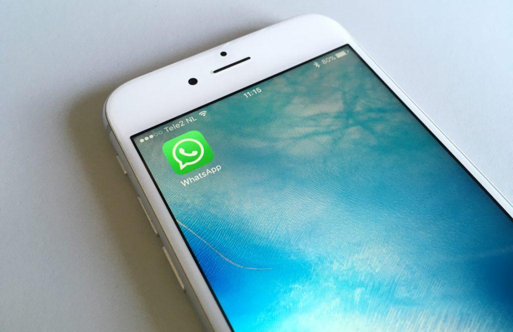 WhatsApp Facebook gegevens