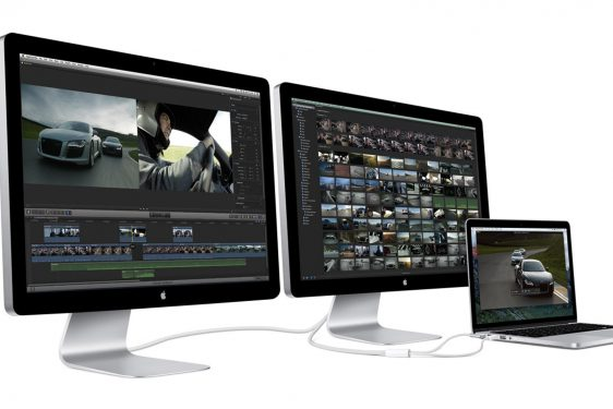 'Apple werkt aan 5K-monitor met eigen grafische kaart'