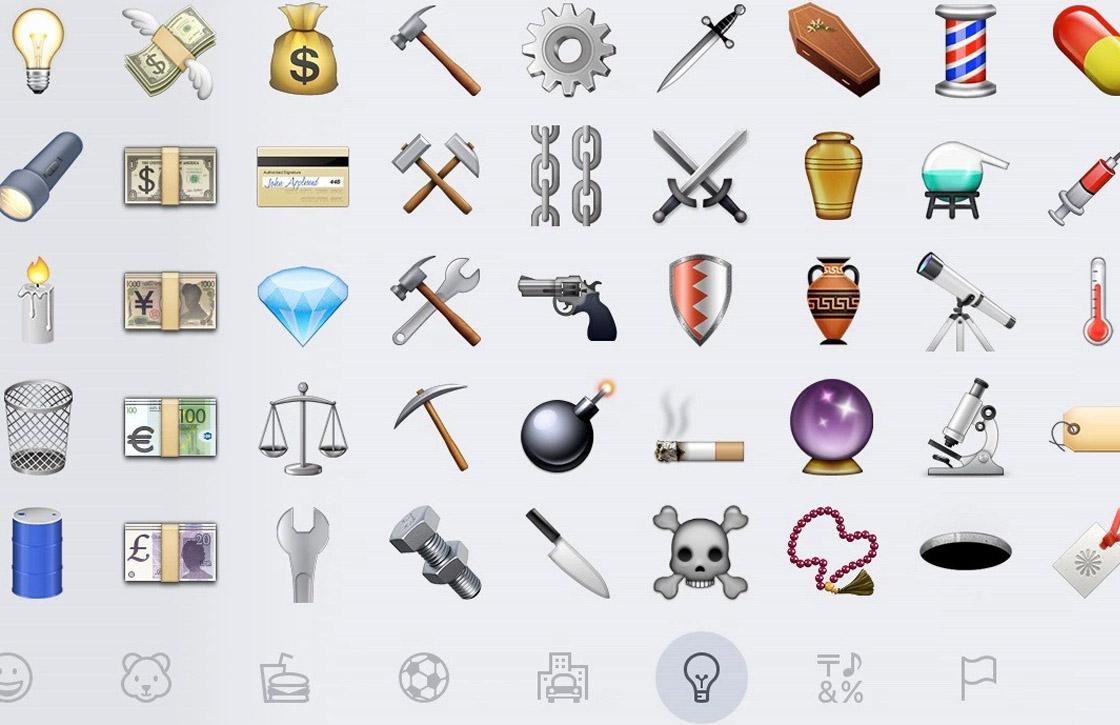 Apple-lobby zorgt voor schrappen van geweer-emoji