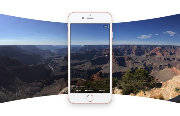 360-gradenfoto's op Facebook: dit moet je weten