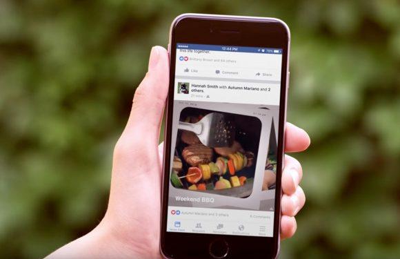 Facebook maakt fotopresentaties fraaier met diashow-optie