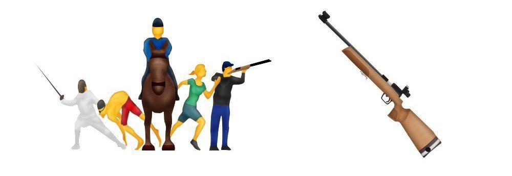 geweer-emoji