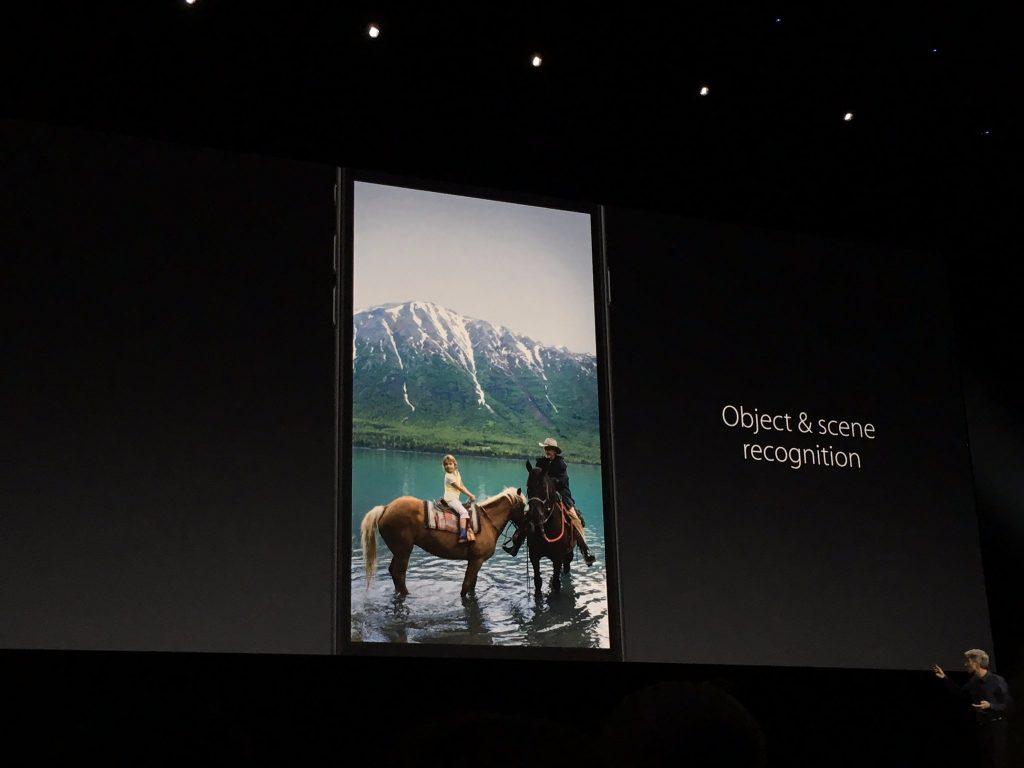iOS 10 foto's