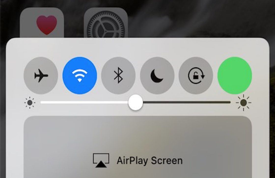 iOS 10-bèta: verborgen Bedieningspaneel-schakelaar voor mobiele data ontdekt