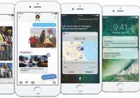 Dit zijn de toestellen die de iOS 10-update ontvangen