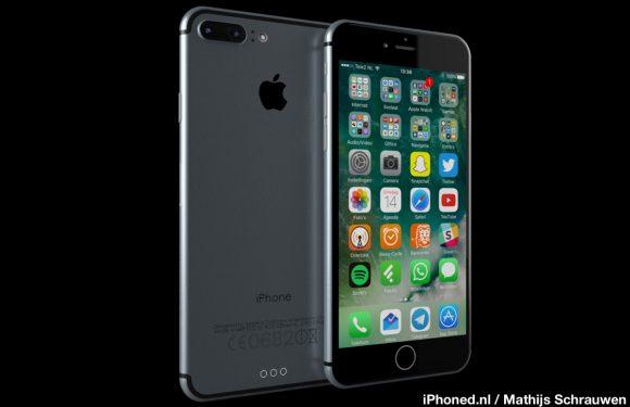 'iPhone 7 krijgt dualsim en toch een koptelefoonaansluiting'