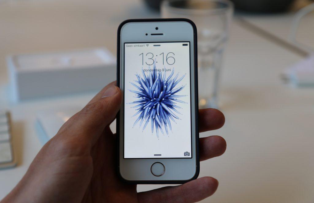 iPhone SE tweede indruk