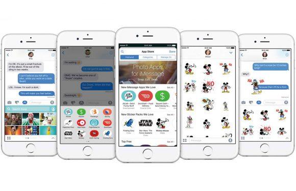iMessage App Store gelanceerd in aanloop naar iOS 10 release