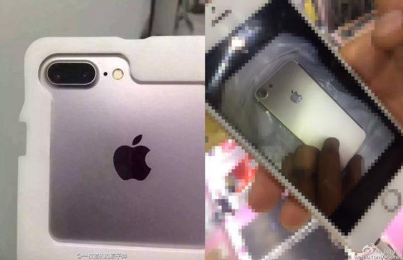 Gelekte foto's tonen grotere camera voor iPhone 7 (Plus)