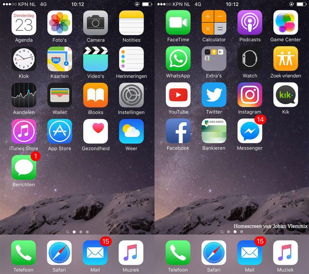 iphone johan vlemmix