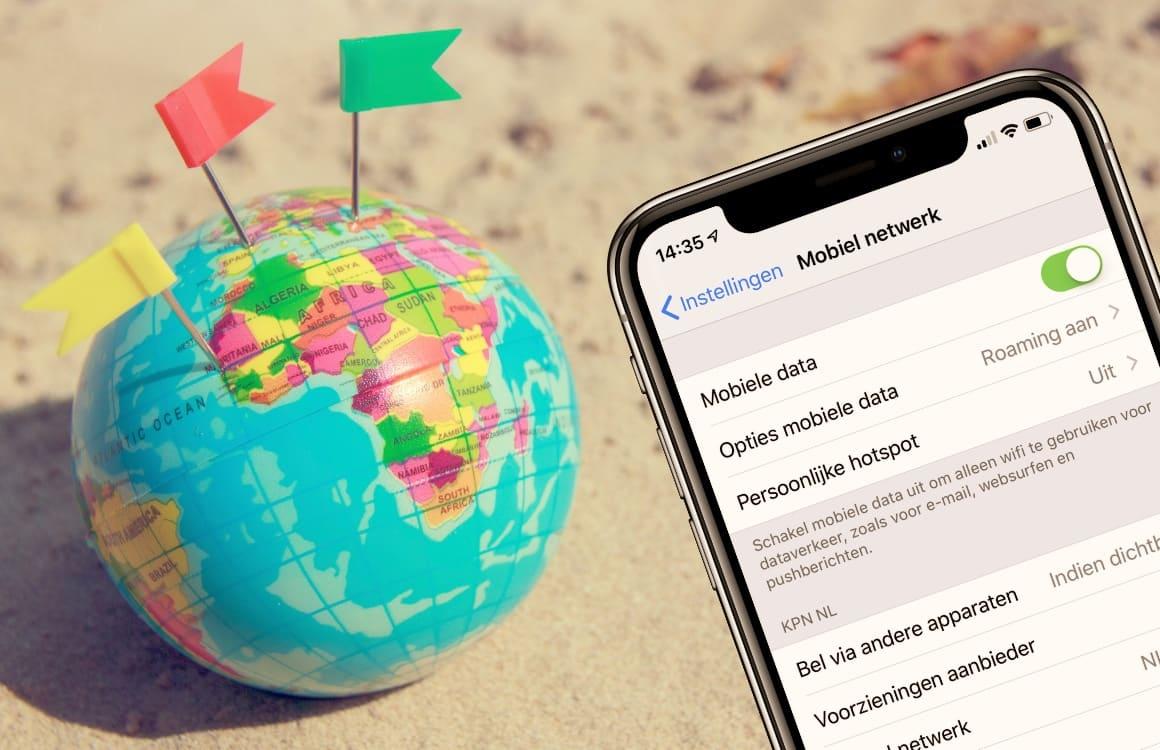 Overzicht: Alle artikelen in de iPhoned Vakantiegids