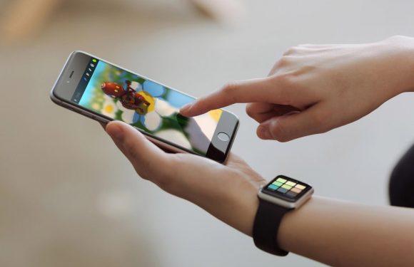 Teken-app Procreate Pocket gratis via Apple Store-app