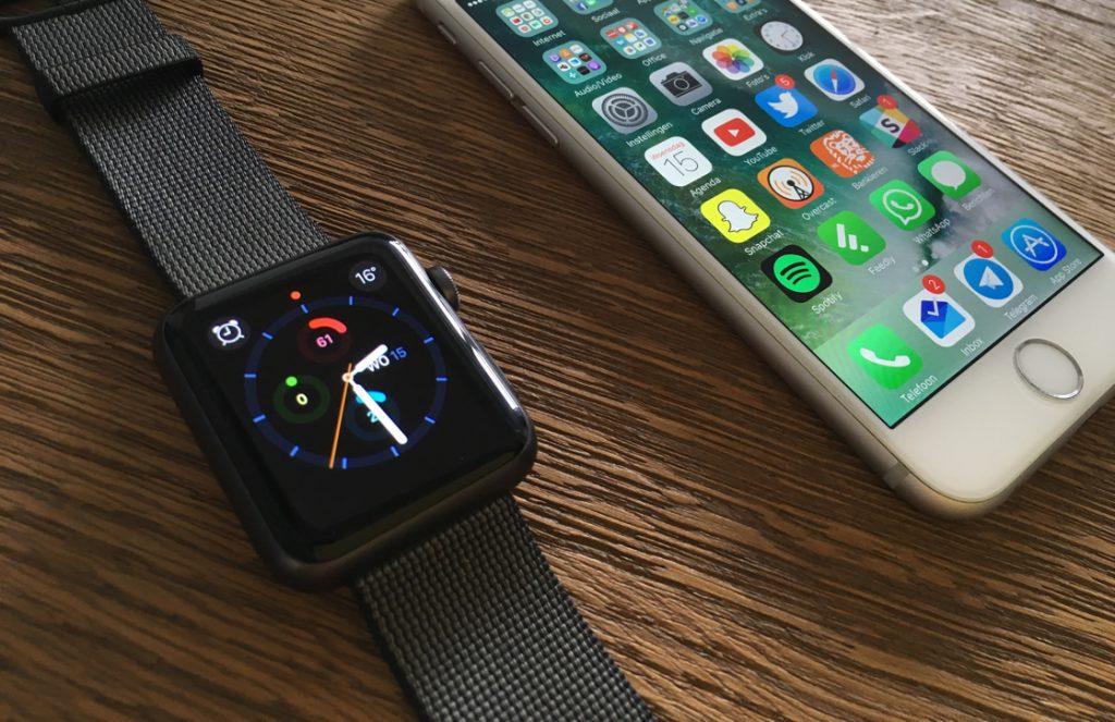 Apple Watch sensor