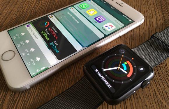 watchOS 3: de 5 beste nieuwe functies voor je Apple Watch