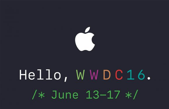 Livestream: volg alle aankondigingen van WWDC 2016