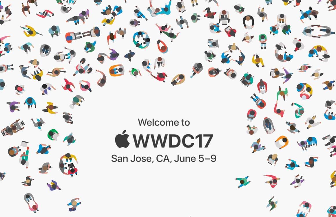 Apple bevestigt keynote op 5 juni in uitnodiging WWDC 2017
