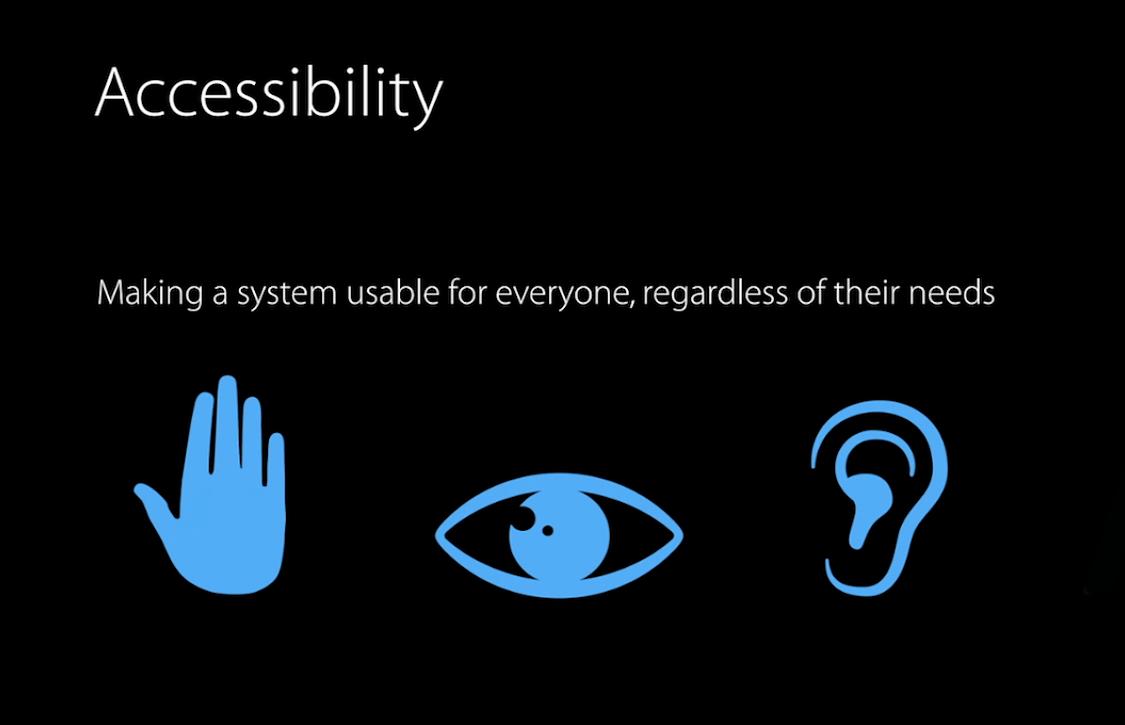 toegankelijkheid smartphones
