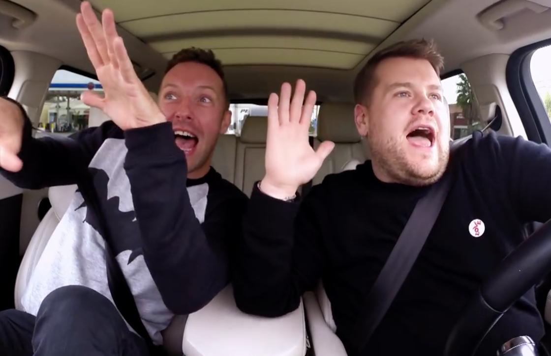 Carpool Karaoke vanaf 8 augustus alleen te zien op Apple Music