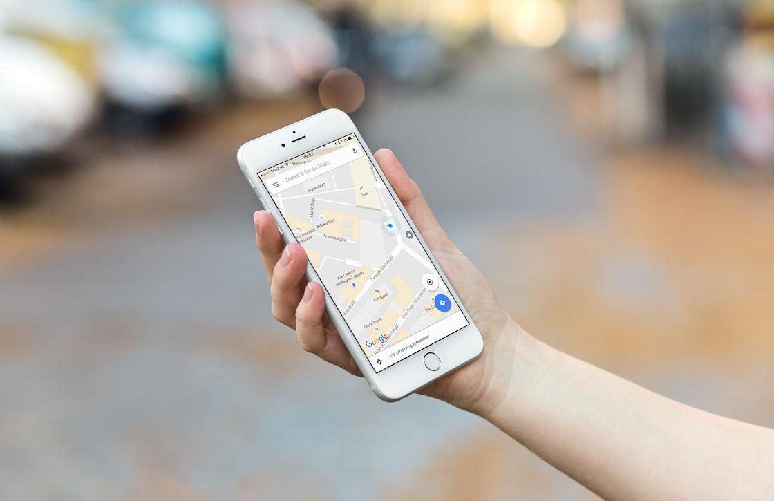 Deze 3 verbeteringen maken Google Maps overzichtelijker dan ooit