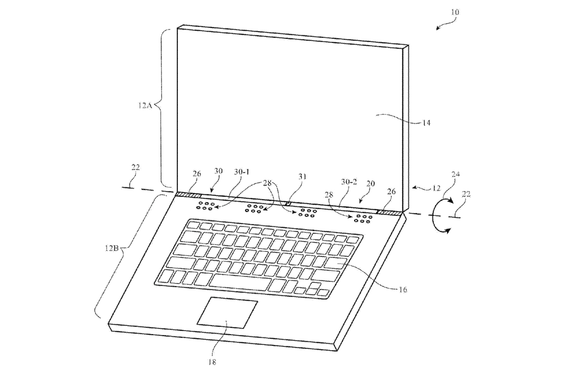 MacBook mobiel internet patent