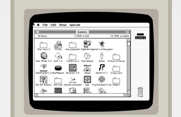 De Macintosh Plus emulator verandert je browser in een klassieke Mac