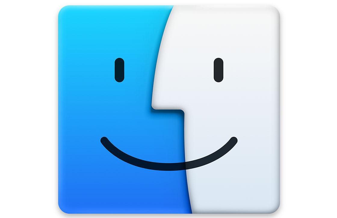 In 3 stappen Finder op de Mac een kleur of afbeelding geven