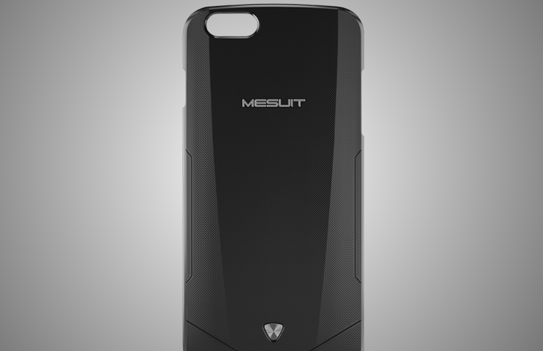 iPhone-hoesje dat Android draait nu ook commercieel product