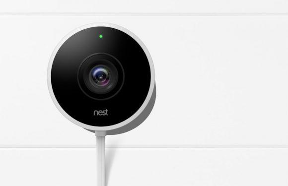 Nieuwe Nest Cam Outdoor biedt beveiligingsbeelden van buiten