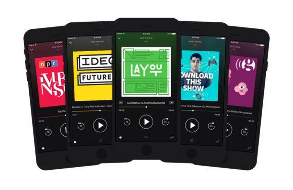 Podcast-app Pocket Casts vernieuwd: 5 dingen die je moet weten