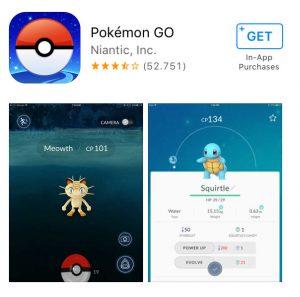 pokemon go installeren