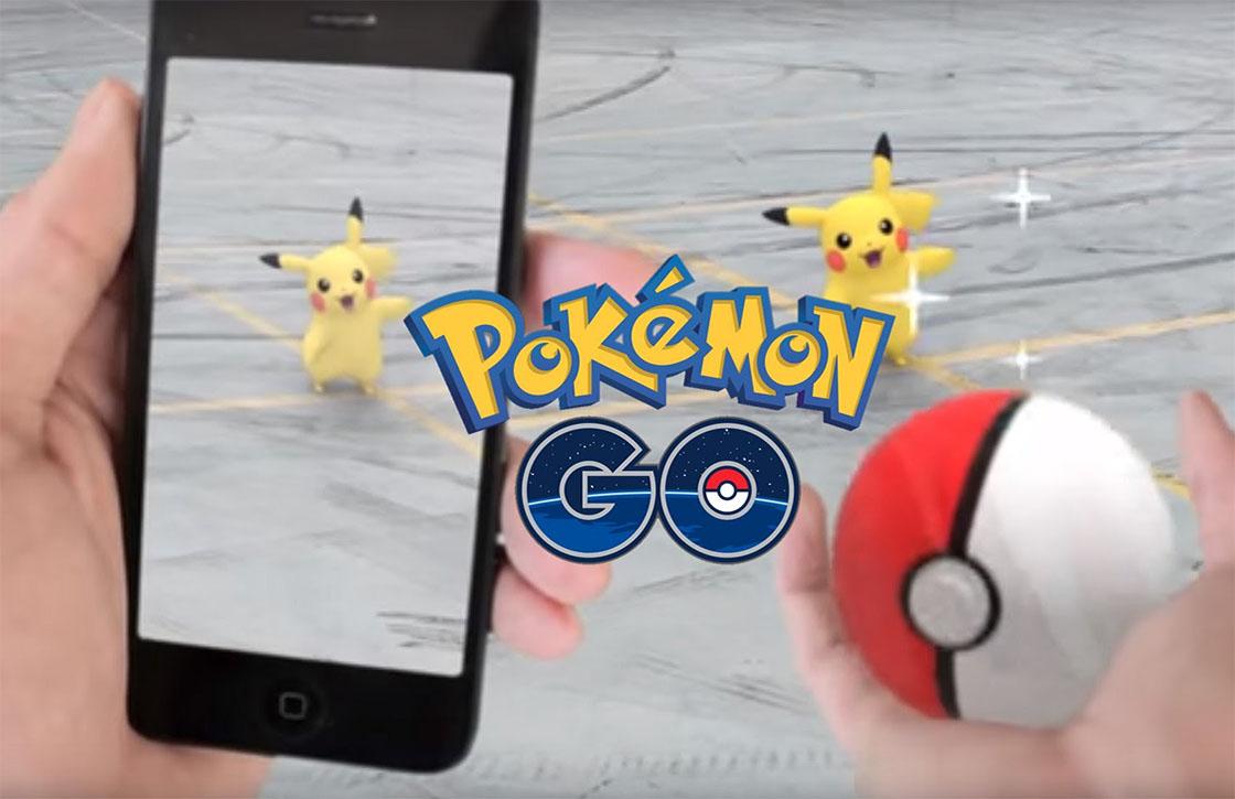 Eerste Pokémon GO-update lost Google-account probleem op