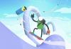 Hoverboard-game Power Hover is Apples Gratis app van de week