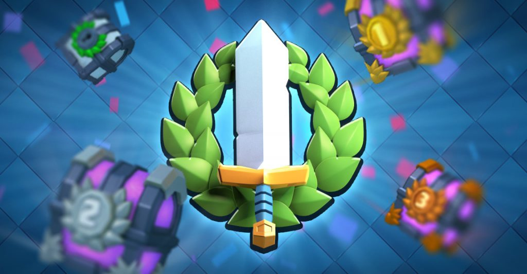 Clash Royale toernooien update
