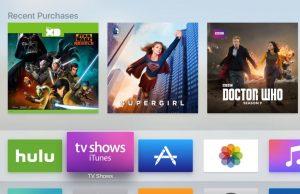 Apple TV-gids