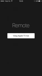 Apple TV Remote-app koppelen