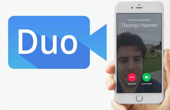 Google gaat audiobellen toevoegen aan Duo