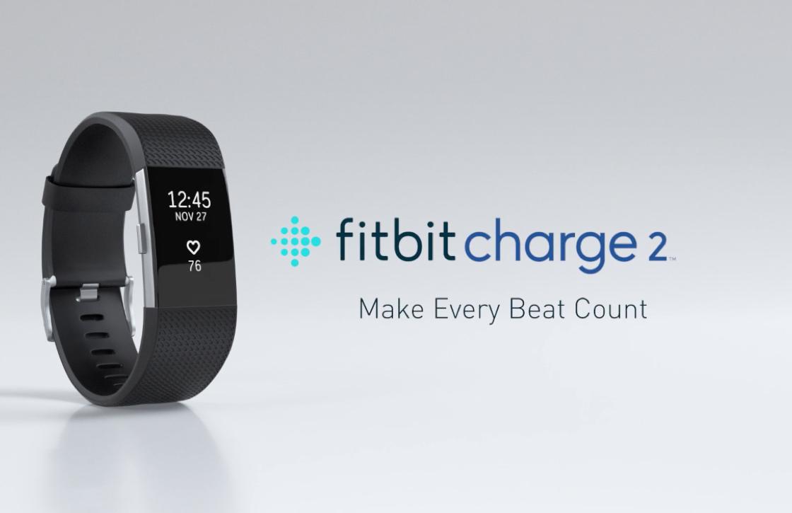 Fitbit onthult de sportieve Charge 2 en Flex 2, dit is er allemaal nieuw