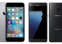 iPhone 6S Plus vs Galaxy Note 7: smartphonegiganten vergeleken