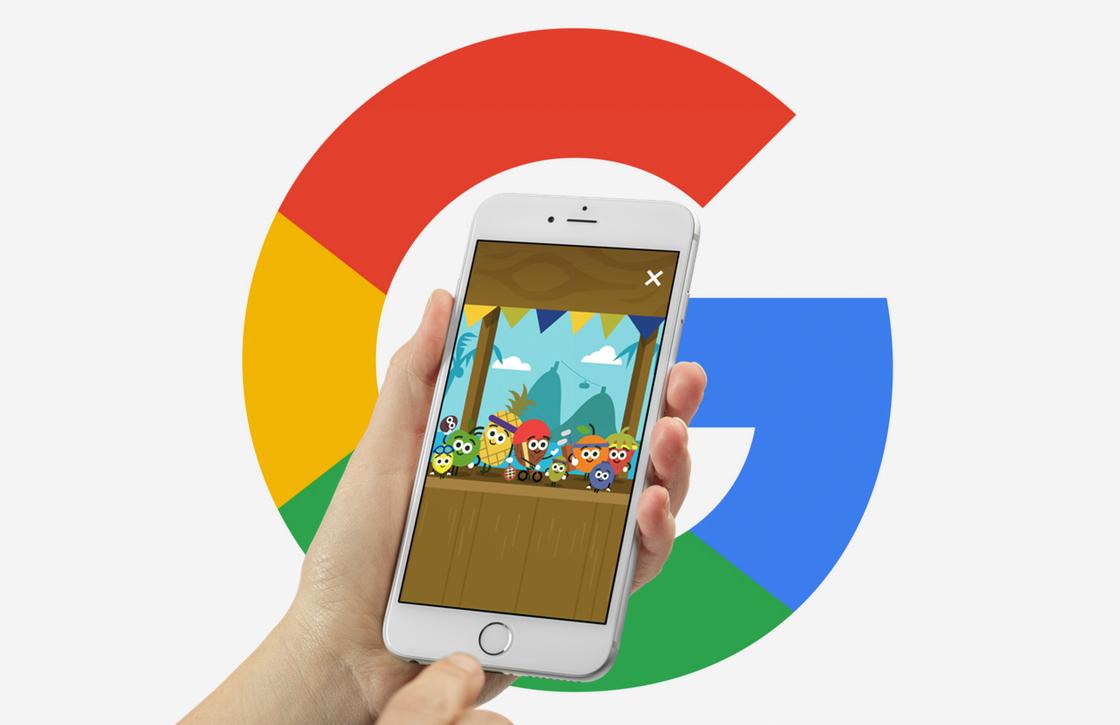 Zo speel je de verborgen Olympische Spelen-games van de Google-app