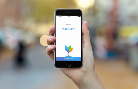 Mindmap-app MindNode is Apples gratis App van de Week