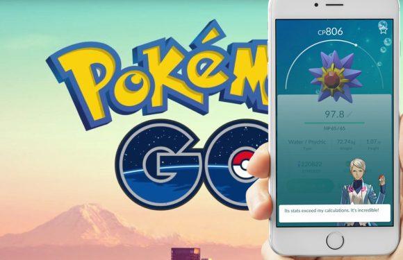 Pokémon GO-update maakt het makkelijker om je personage te trainen