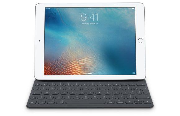 Zo wil Apple het Smart Keyboard van de iPad slimmer maken