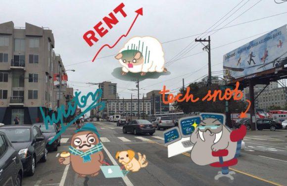 Versier je Snaps nu met Snapchat Geostickers op basis van je locatie